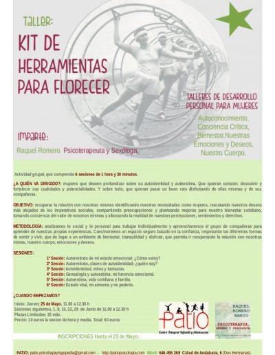 CARTEL A3 Kit (PATIO)
